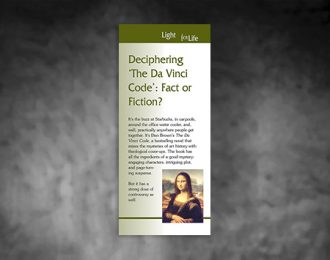 Deciphering 'The Da Vinci Code': Fact or Fiction?
