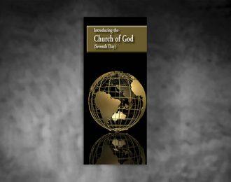Presentando a la Iglesia de Dios (Septimo Día)