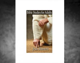 Bible Studies for Adults – 2016 Q4 – Jesus Moments / Momentos de Jesus