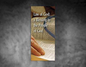 Law of God: A Blessing to the People of God