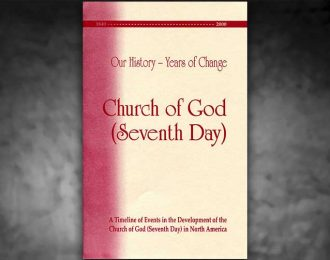 Church of God (Seventh Day) – Our History, Years of Change