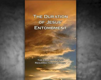 The Duration of Jesus' Entombment