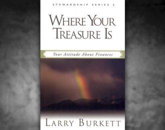 Stewardship 2: Where Your Treasure Is