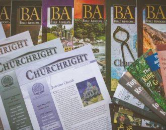 Bible Advocate Magazine
