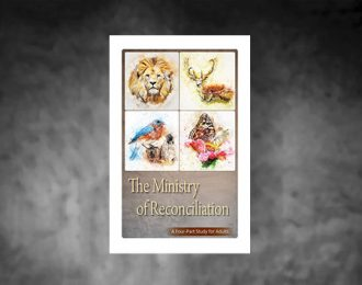 The Ministry of Reconciliation(Eng)